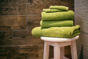 Laita kylpyhuone etusijalle